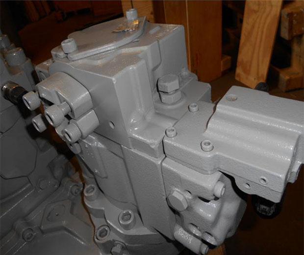 Hydraulic pumps construction machinery