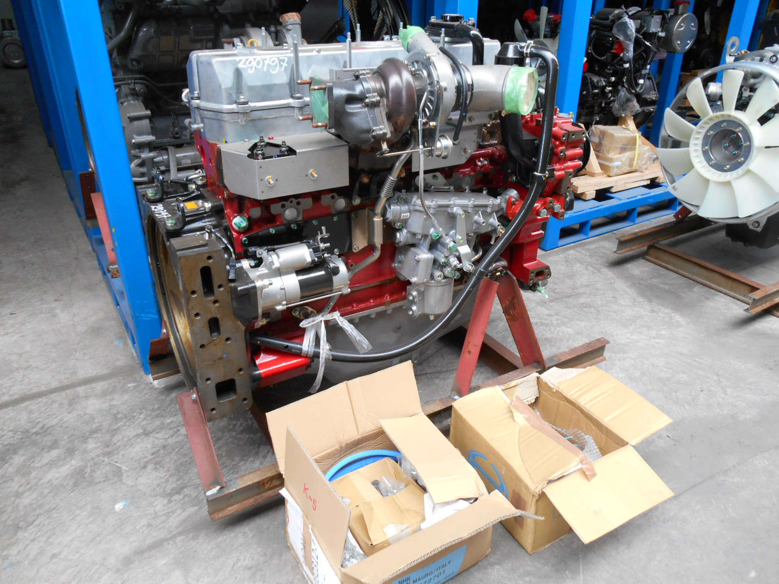 Construction Machinery Engines