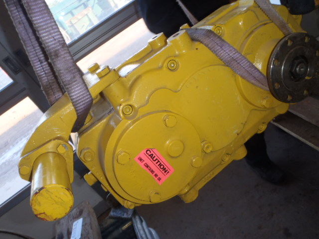 gearboxes construction machinery
