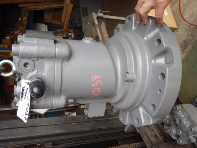 Hydraulic Motors Construction Machinery