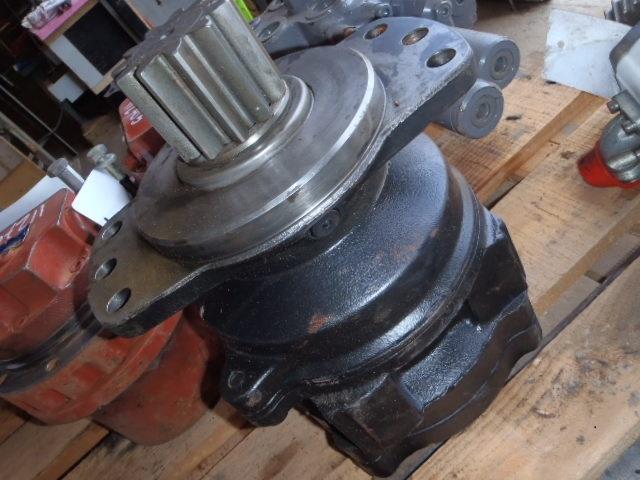 Motoare Hidraulice utilaje constructii